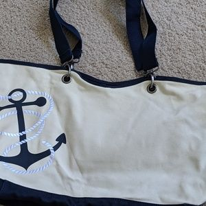 New canvas anchor thirty one Tote